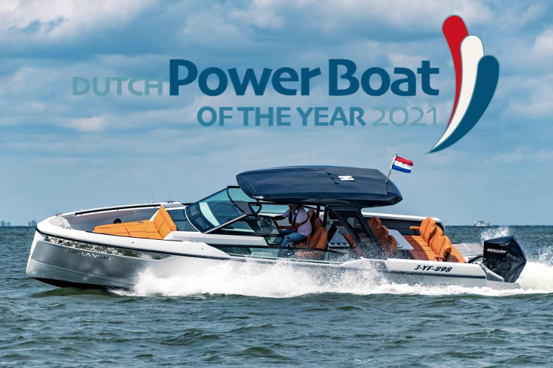 Dutch Powerboat of the Year 2021 : SAXDOR 320 GTO