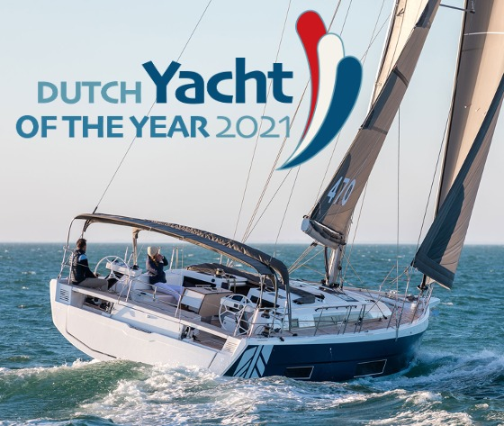 Dutch Yacht of the year 2021: Dufour 470